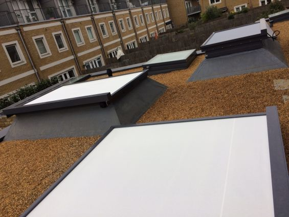 Roof Blinds, External Roof Blinds, Blinds, Energy Saving