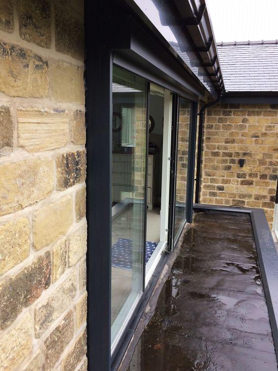 External Roller Blind, External Shading, Balcony, View