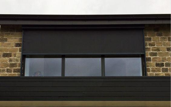 External Roller Blinds, Balcony, View, External Shading