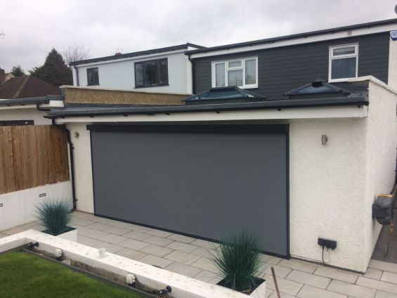 Cambridge, External Roller Blinds, Blinds
