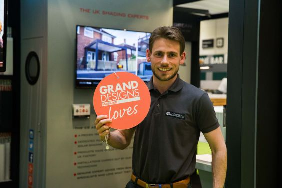 Grand Designs Love Caribbean Blinds