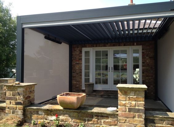 Given The Increase In Sales Of More All Weather Awnings So Structures Like Our Outdoor Living Pod With A Fixed Frame And An Opening Roof That Are