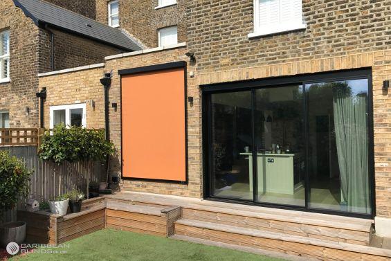 External Roller Blind, Blinds, Antiguan, Glazing, Windows