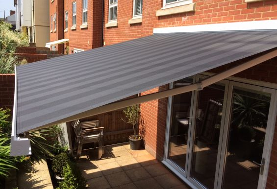 Courtyard Awning