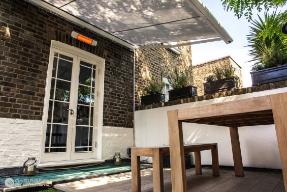 Awnings, Awning, Garden Awning, Patio Awning, Sun Awning, Chelsea, London
