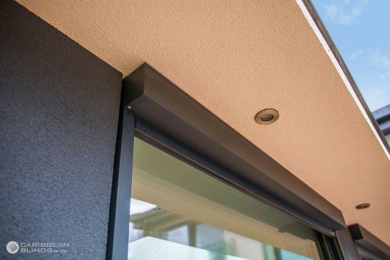 External Roller Blind, Blinds, Antiguan, Glazing, Windows, Doors, Window Blinds, Outdoor Roller Blinds, Window Awnings