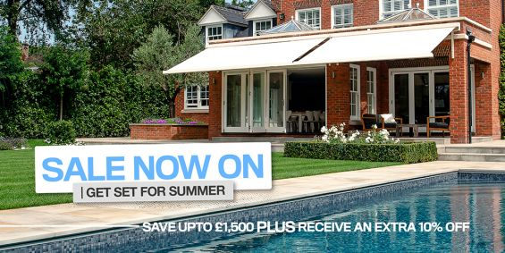 SALE, Offer, Caribbean Blinds, Awnings, Louvered Roofs, External Blinds, External Shading