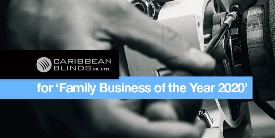 Family Business of the Year, Awards, Caribbean Blinds, Solar Shading