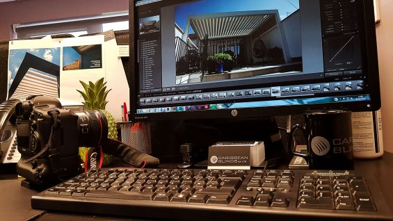 Editing, Photoshop, Outdoor Living Pod