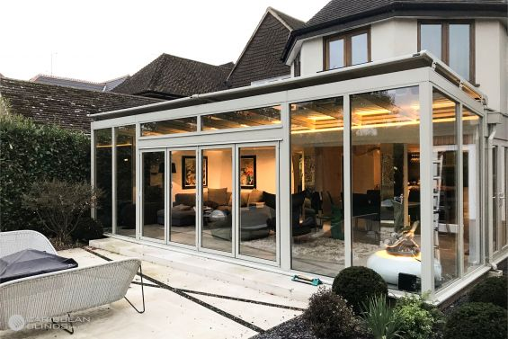 Cayman Roof Blinds, Roof Blind, Glass Room Extension, Conservatory