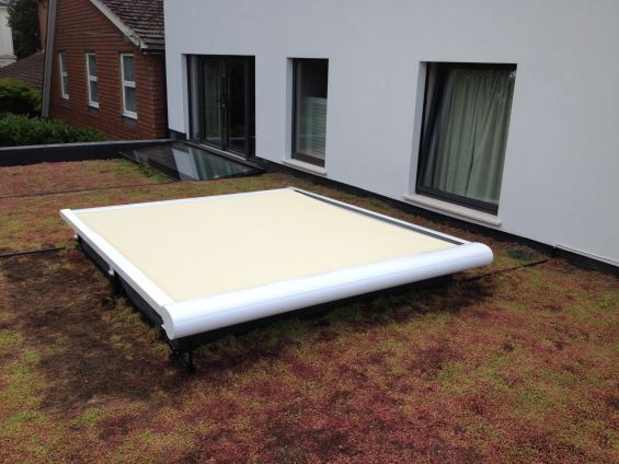 Green Rood, Eco-friendly, Environmentally Friendly, Roof Blinds