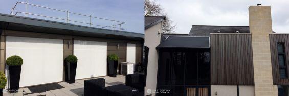 External Roller Blinds, Roof Blinds, Windows