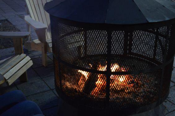Fire Pit, Fire Feature, Garden Feature