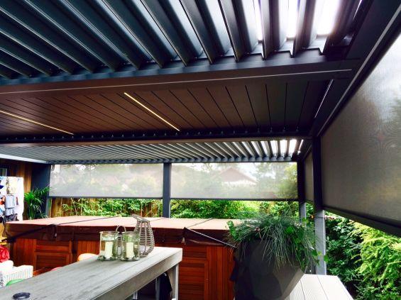 Outdoor Living Pod Bar