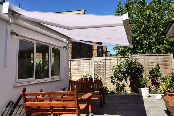 Caribbean Blinds Garden Awning Patio Sun Awnings