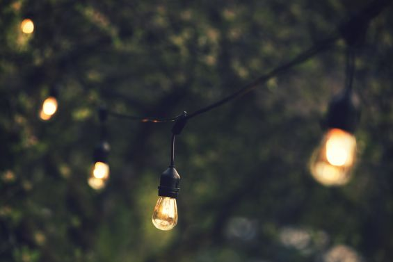 Garden, Lights