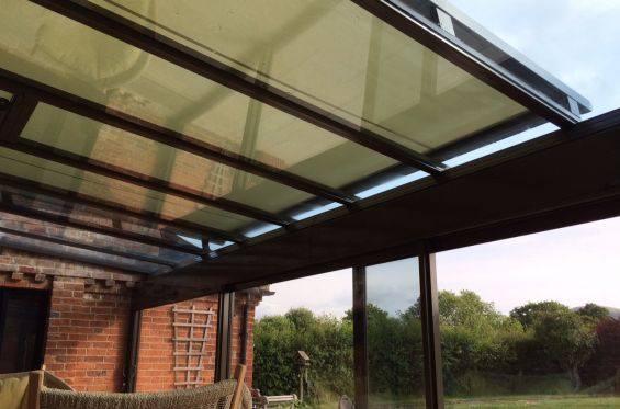 Conservatory Roof Blind