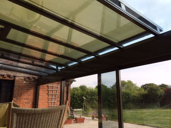 Conservatory, Conservatory Blinds, Humid, Heat, Roof Blinds, External Roof Blinds