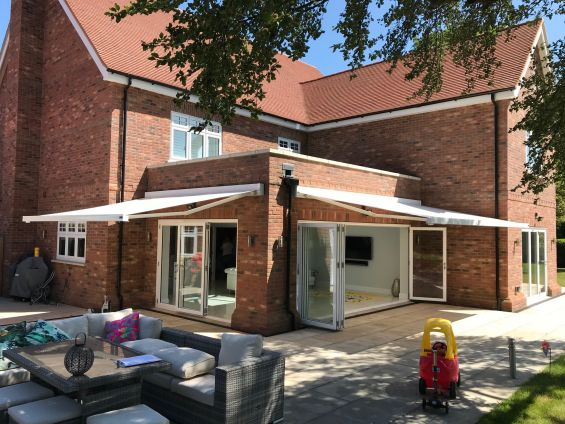 Patio Awnings in Roydon, Hertfordshire
