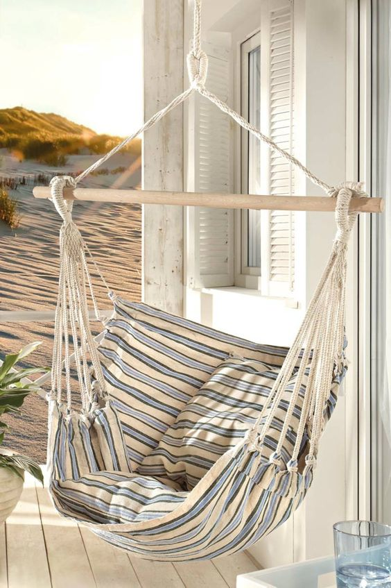 Hanging Chair, Garden. Garden Furniture, Hammock
