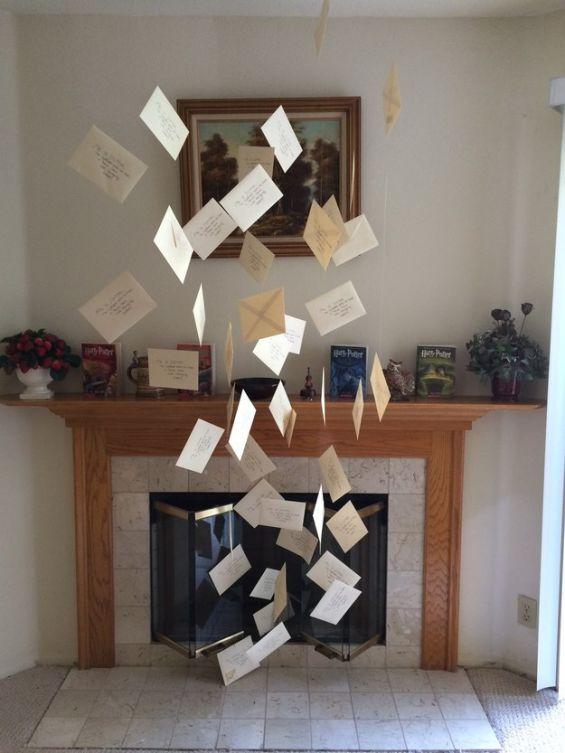 Harry Potter, Envelopes, Halloween