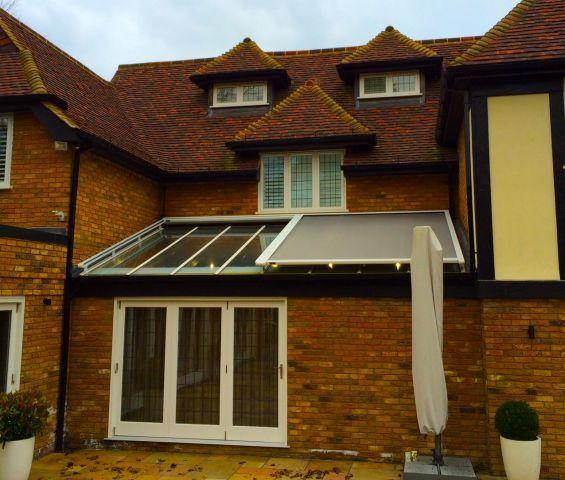 External Roof Blinds