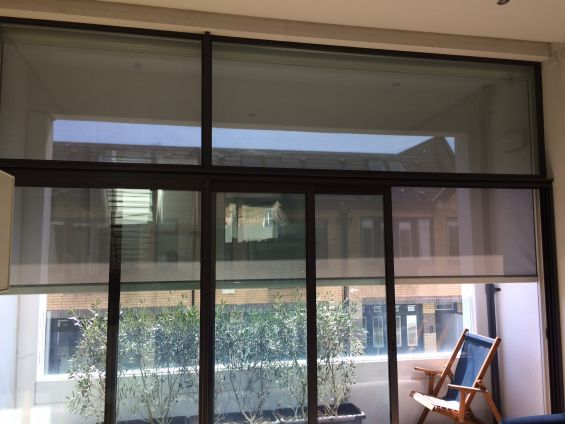 External Roller Blind Installation