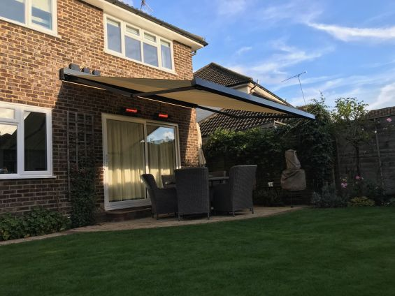 Patio Awning in Guildford