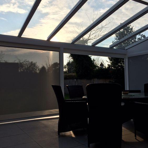 Veranda, Glass Veranda, Garden Design, Landscape Gardening