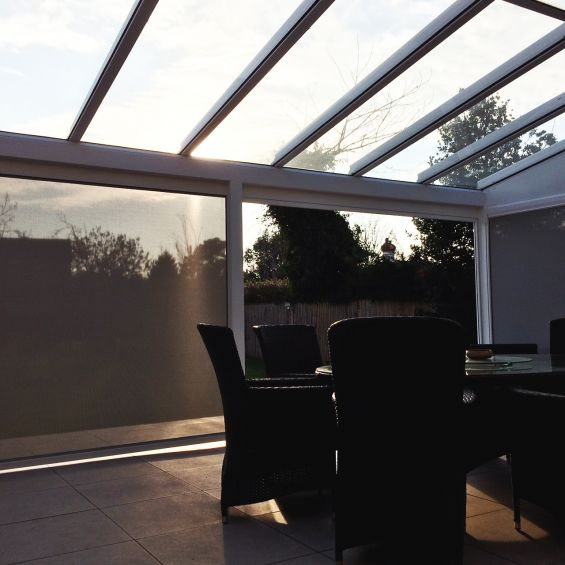 Caribbean Blinds, External Blinds, External Roller Blinds, Solar Shading, External Shading