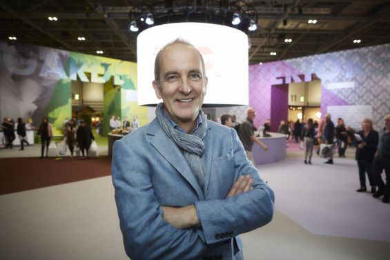 Caribbean Blinds at Grand Designs with Kevin McCloud