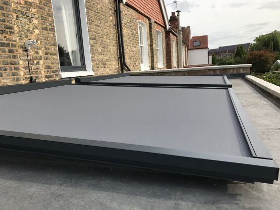 Ealing, Roof Blinds