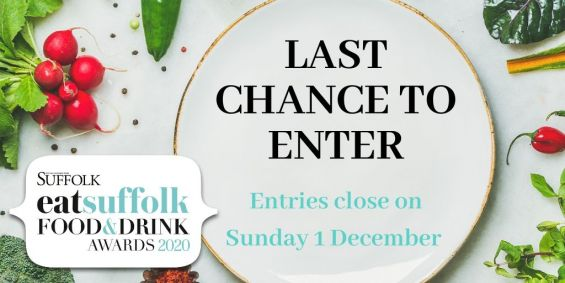 Suffolk Food & Drink Awards, East Anglian Daily Times, Restaurant of the year, Suffolk, Restaurants, Caribbean Blinds