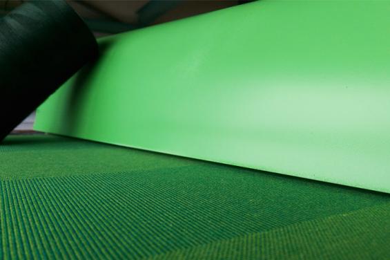 Pantone Greenery Awning Fabric & Hardware