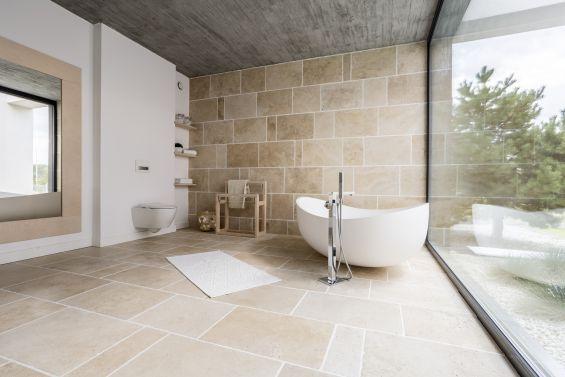 Modern Home, Contemporary, Architecture, Bathroom