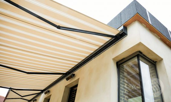 Patio Awning, Outside Blind, Sun Blind. Awning