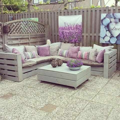 Garden, Garden Furniture, Blog, Outdoor Furniture, Pallet