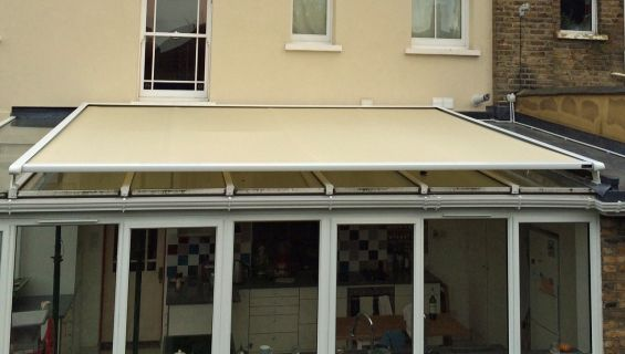 Conservatory Roof Blind - External