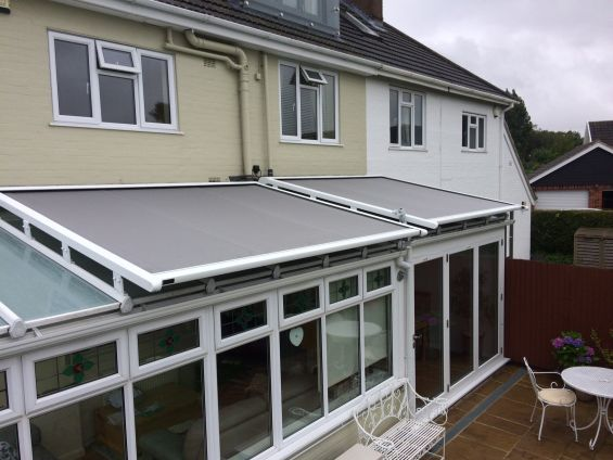 External Roof Blinds, Conservatory Awnings