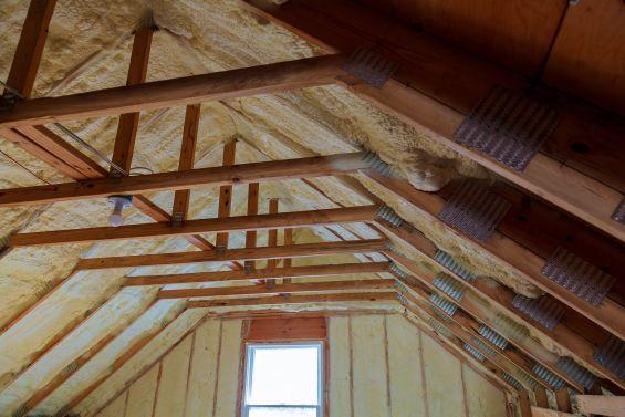 Roof Insulation, Energy Saving
