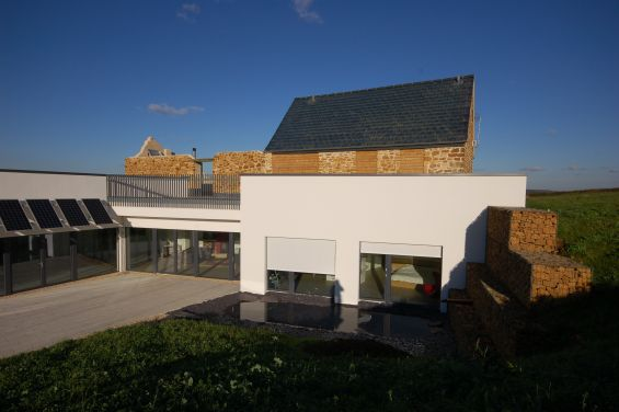 England's First Passivhaus House