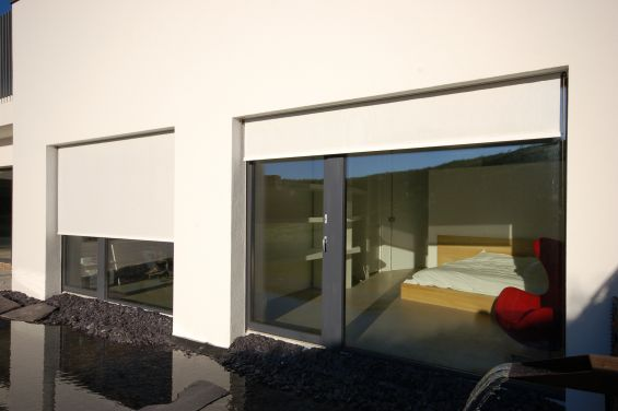 External Roller Blinds Passivhaus
