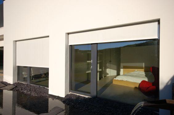 External Roller Blinds, Blinds, Window, Bedroom