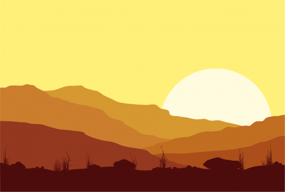 Sun rise, Sun