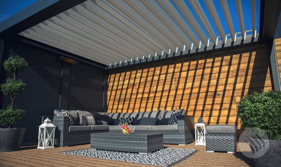 Garden, Garden Furniture, Blog, Outdoor Furniture, Outdoor Living Pod, Pergola, Louvered Roof
