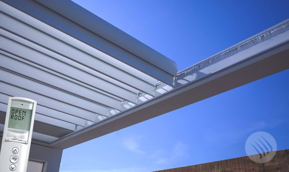 Prestige, Outdoor Living Pod, Pergola, Louvered Roof, Outdoor Living