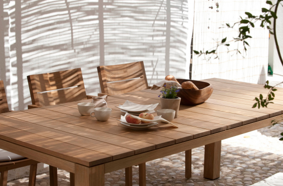 Wood, table, Outdoor Living, alfresco dining
