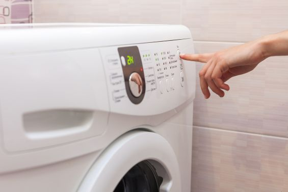 Washing Machine, Cold Wash, Energy Saving