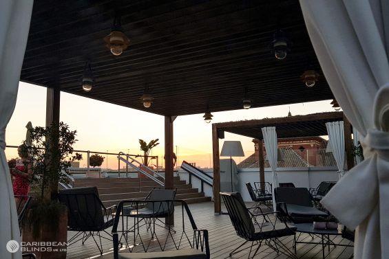 Pergola, Roof Terrace, Seville