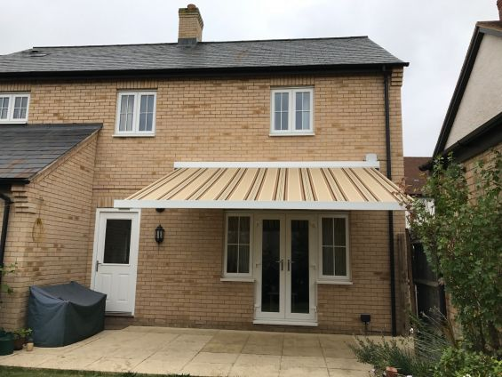 Patio Awning in Milton Keynes